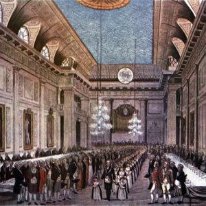 Freemason's Hall, London, 1809